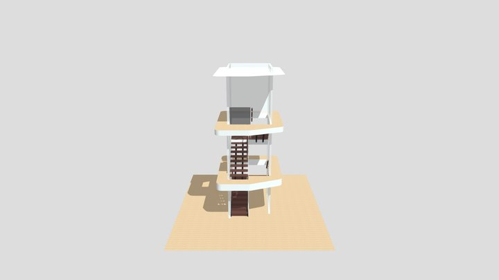 The Summerhouse Group 3D Model