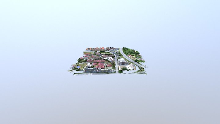 2017 11 09 UNIKL DEMO ebee 3D Model