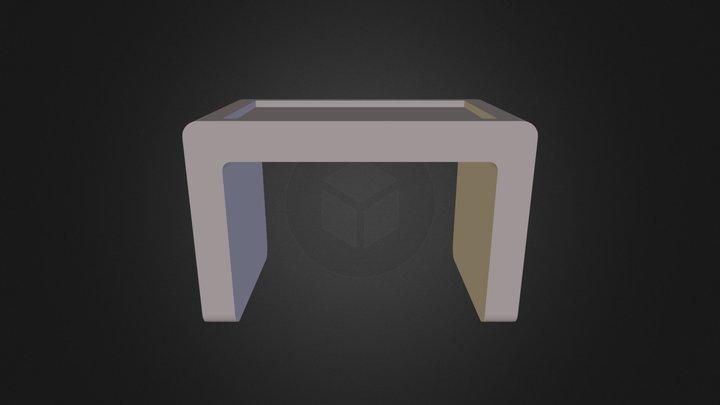 Mesita 3D Model
