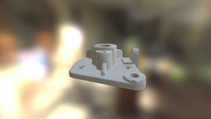 Couvercle Fonctionnel 3D Model