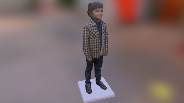 Rumi Swennen 3D Model