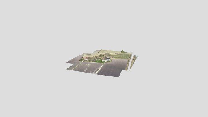 Hedevägen 20 3D Model