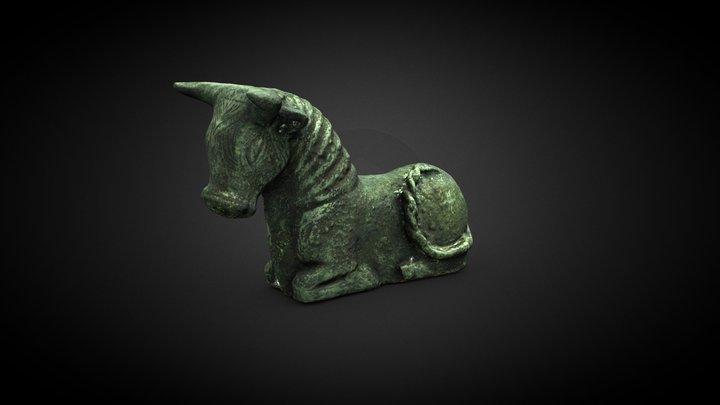 Figura de Toro 3D Model