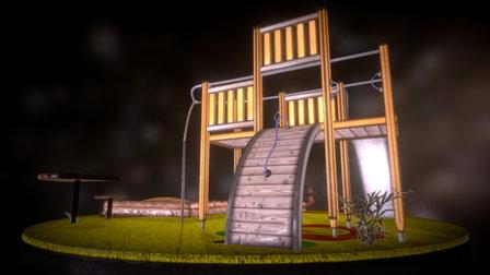 Play Park 3D Model