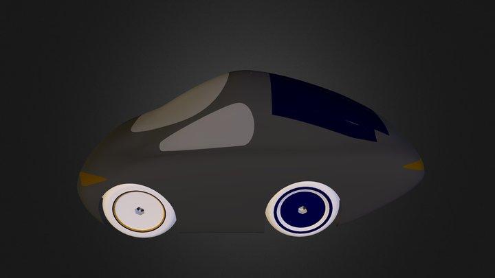 web ass 3D Model
