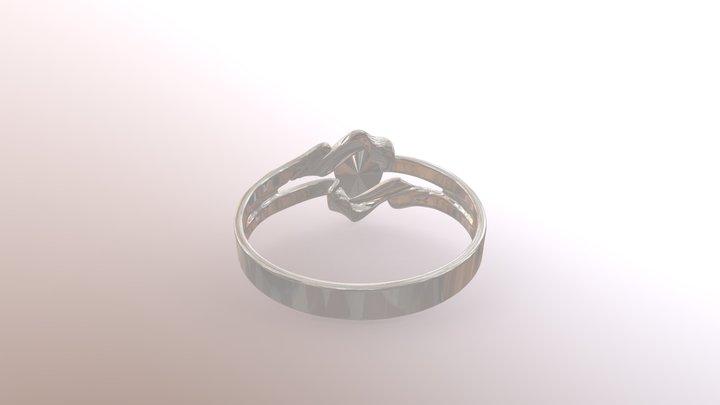 Ring Model 3D Model