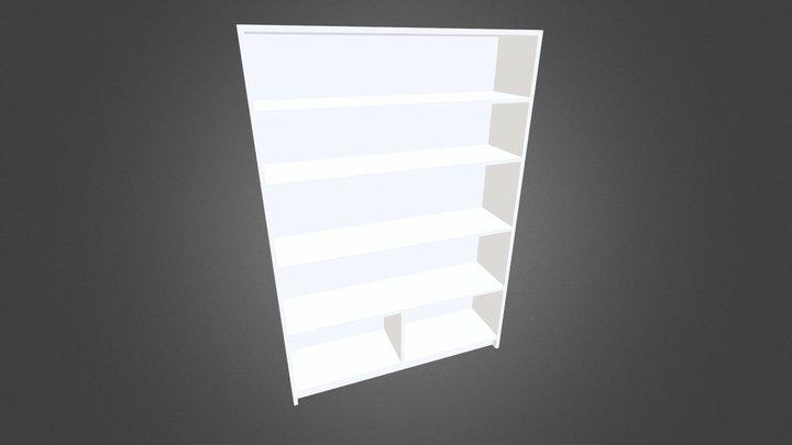 Shelf V2 4 Frame 3 3D Model