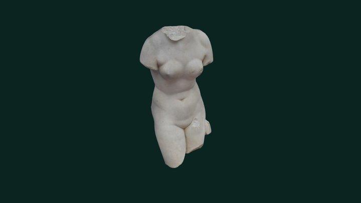 Afroditte Pudica 3D Model