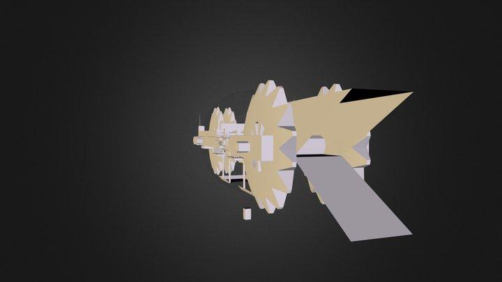 raw_primitives_model_X-Plorer 28_01A.obj 3D Model