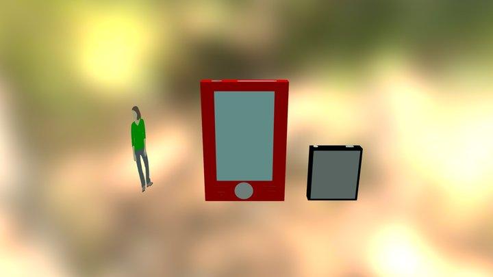 Juaskates 3D Model