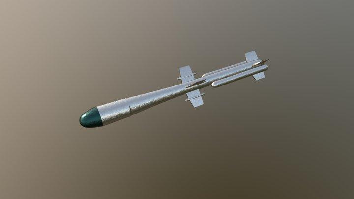 Misil 3D Model