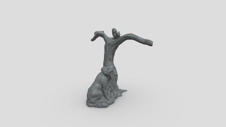 Ollie 3D Model