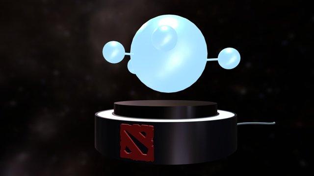 Wisp - Night Stand (Steam Workshop) 3D Model