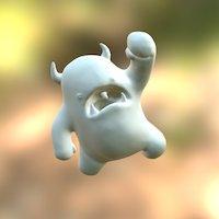 CGCookie - Melvin Sculpt 3D Model