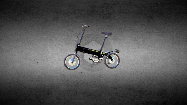 Supra Obj 3D Model