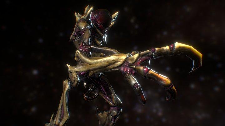 The Hunter-Killer 3D Model