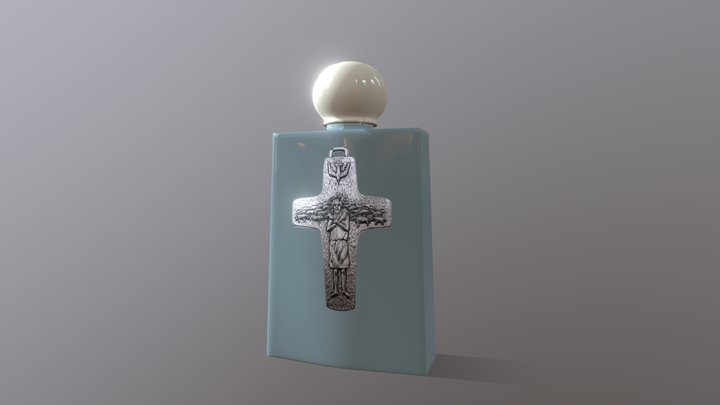 Holy Water 3D Model
