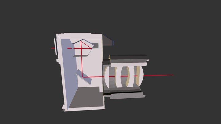 Sketchin 3D Model