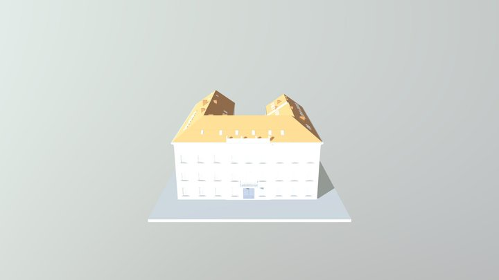 G Radska U Prava K Arlovac-3dstudio 3D Model