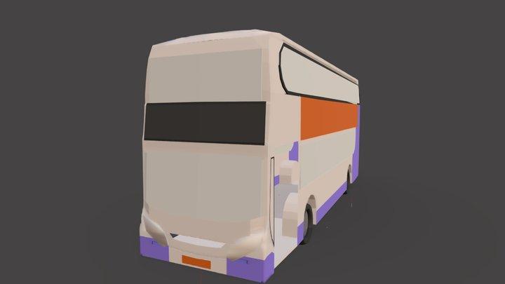 ADL Enviro400 (WIP) 3D Model