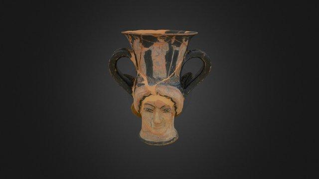 Kantharos, Marzabotto (Italy) 3D Model