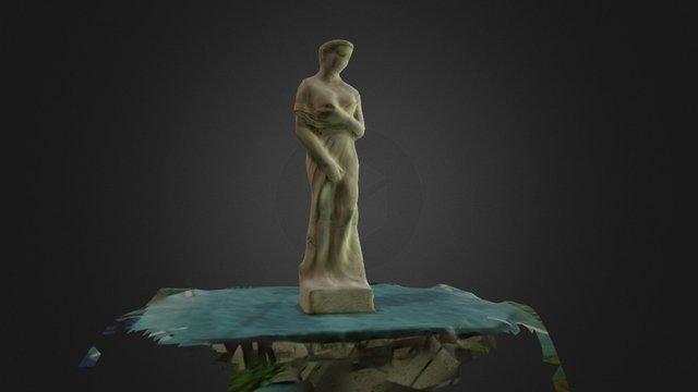 Szobor 3D Model