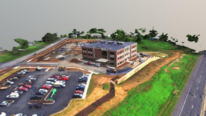 Lanark Road Project 3D Model