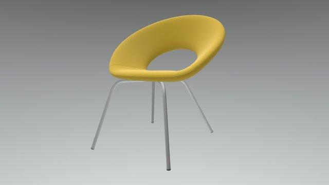 Ring Chair 3D Model