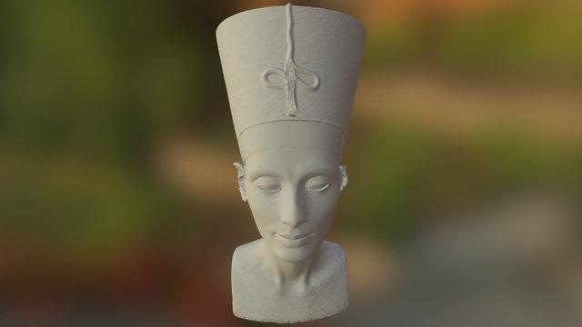 The Other Nefertiti 3D Model