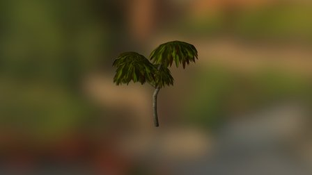 1DAE02_Carlier_Alex_Prop_Tree 3D Model