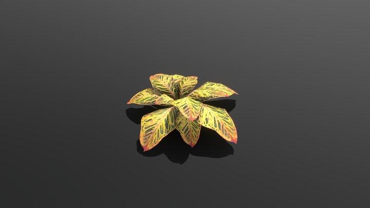 Plant Tropik 3D Model