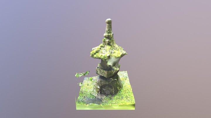 Lantern_01 3D Model