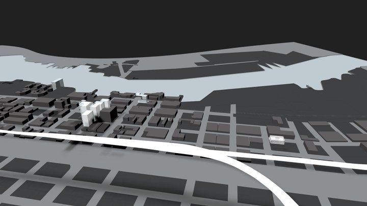 JACK LONDON (ON-GOING RESEARCH) 3D Model