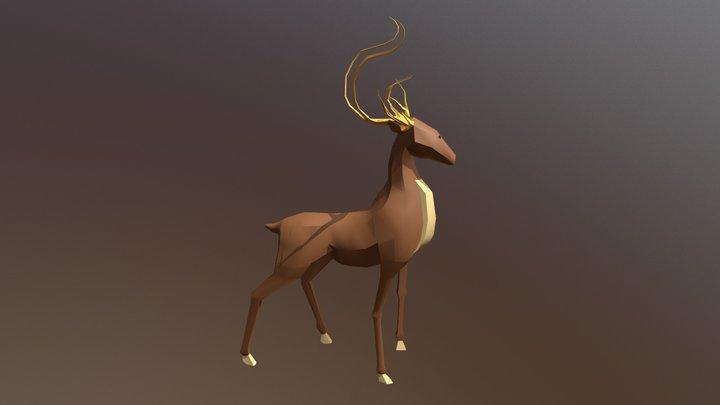 Cervo 3D Model