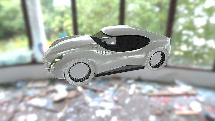 Eusphyra 4.0 3D Model