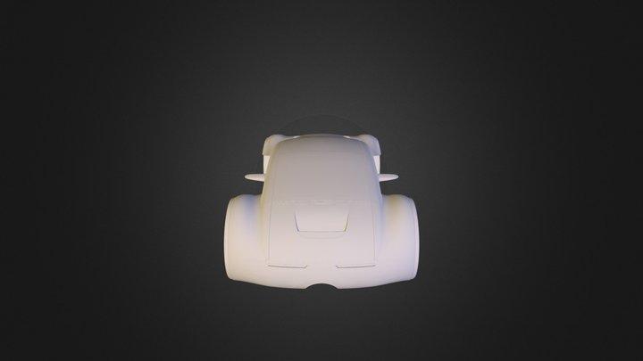 Zencar 3D Model