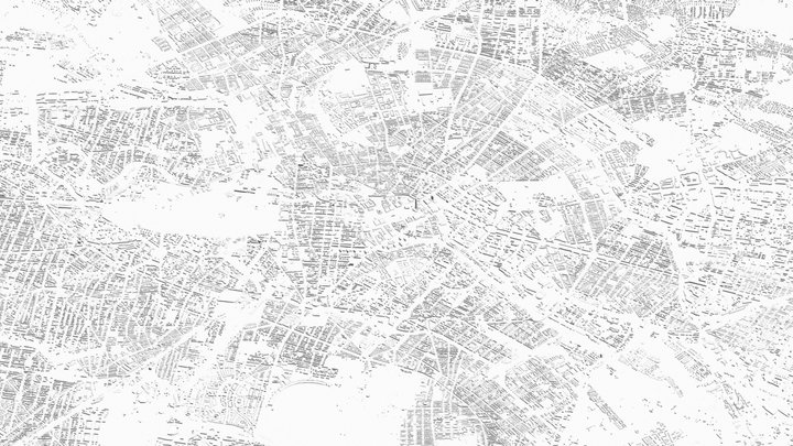 BERLIN CITY 3D 3D Model