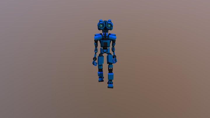 SPRITE ROBOT CP 3D Model