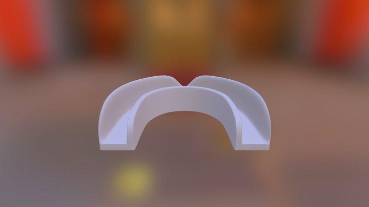 Mouthguard 3D Model