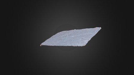 Iona Slab2 3D Model
