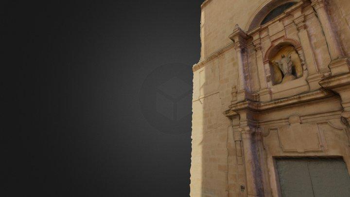 Iglesia MTX 3D Model