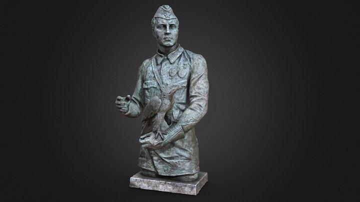 Stepan Suprun 3D Model