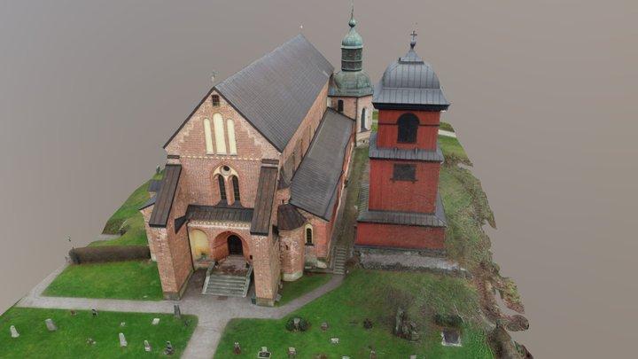 Skokloster kyrka 3D Model