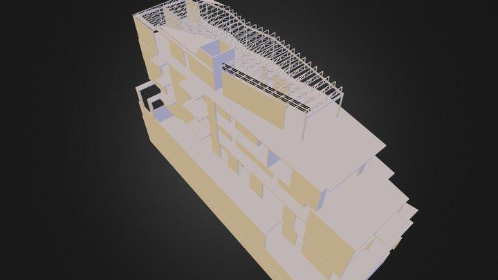 sktchup 3D Model