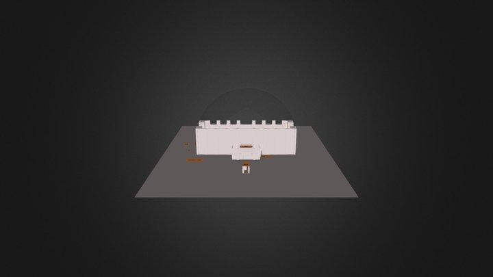 Layout Release 3 3D Model