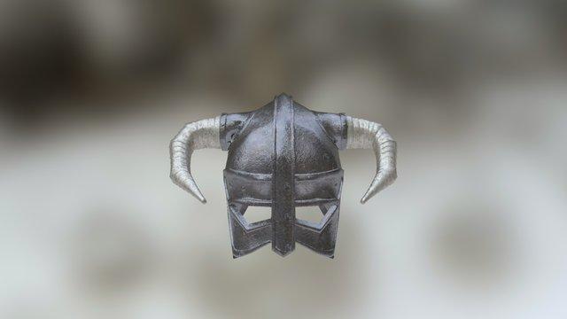 Dohvakiin Helmet 3D Model