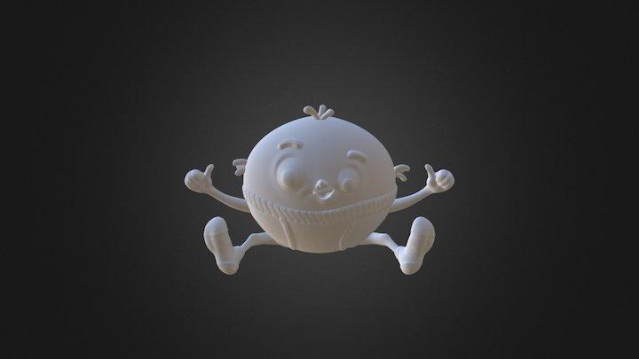 Pipo 3D Model