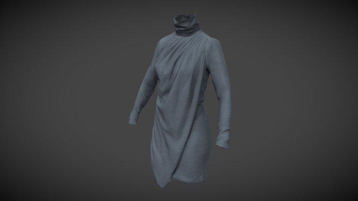 Dress 3D Model