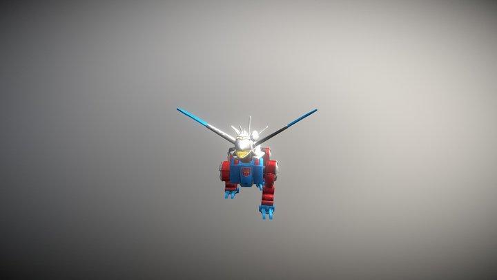 Skylinx 3D Model