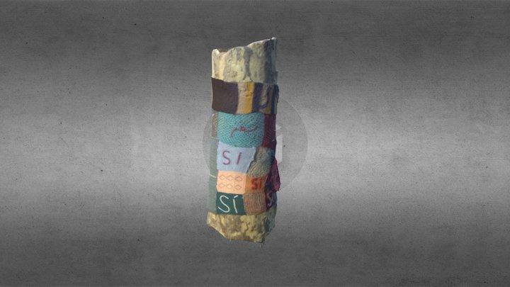 Ganxet Urbà 12 3D Model